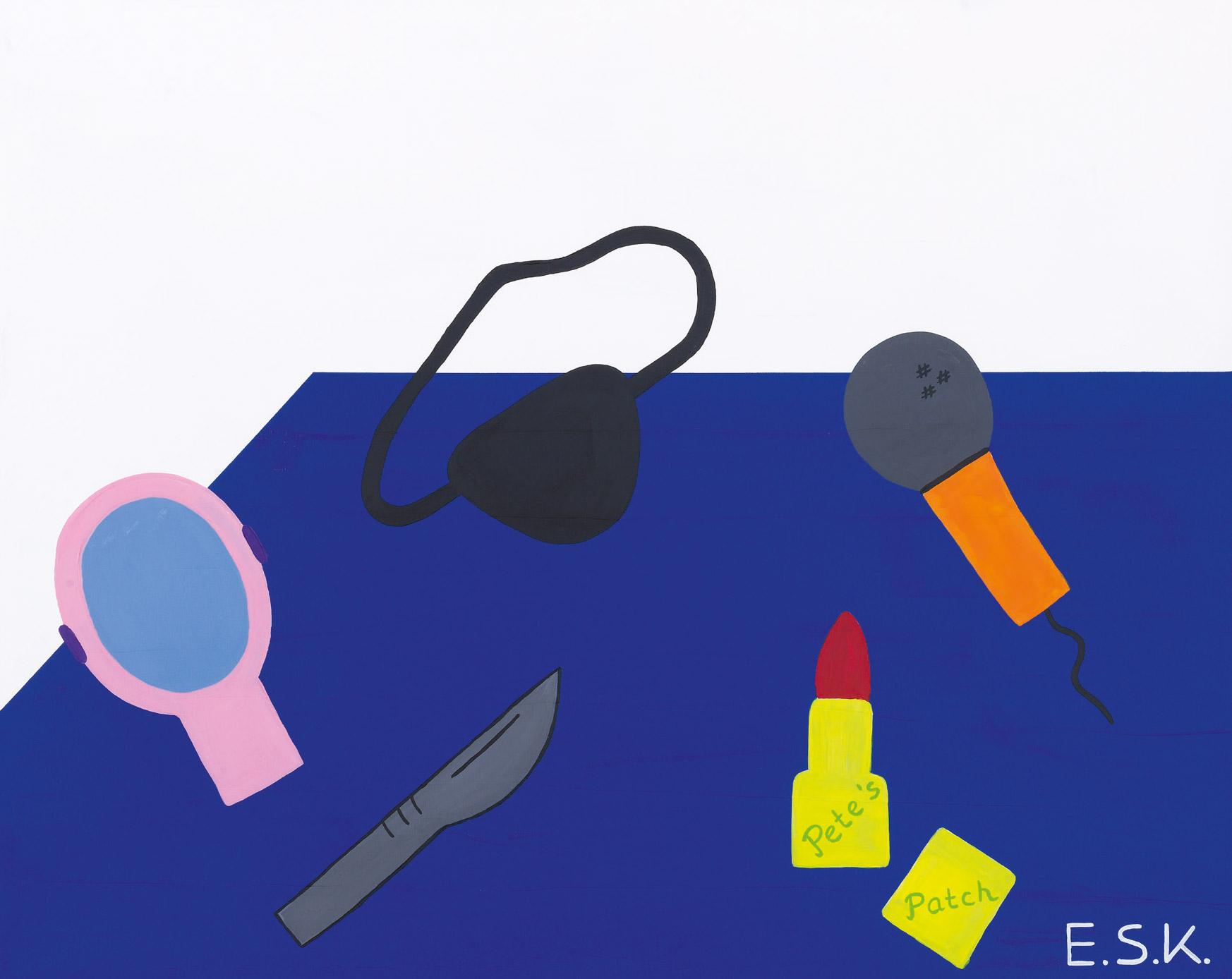 Plastic Surgery Pop Art by E.S.K. Eileen Susanne Kreipl