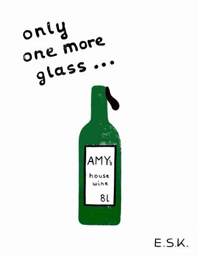 Eileen Susanne Kreipl - Amy's house wine