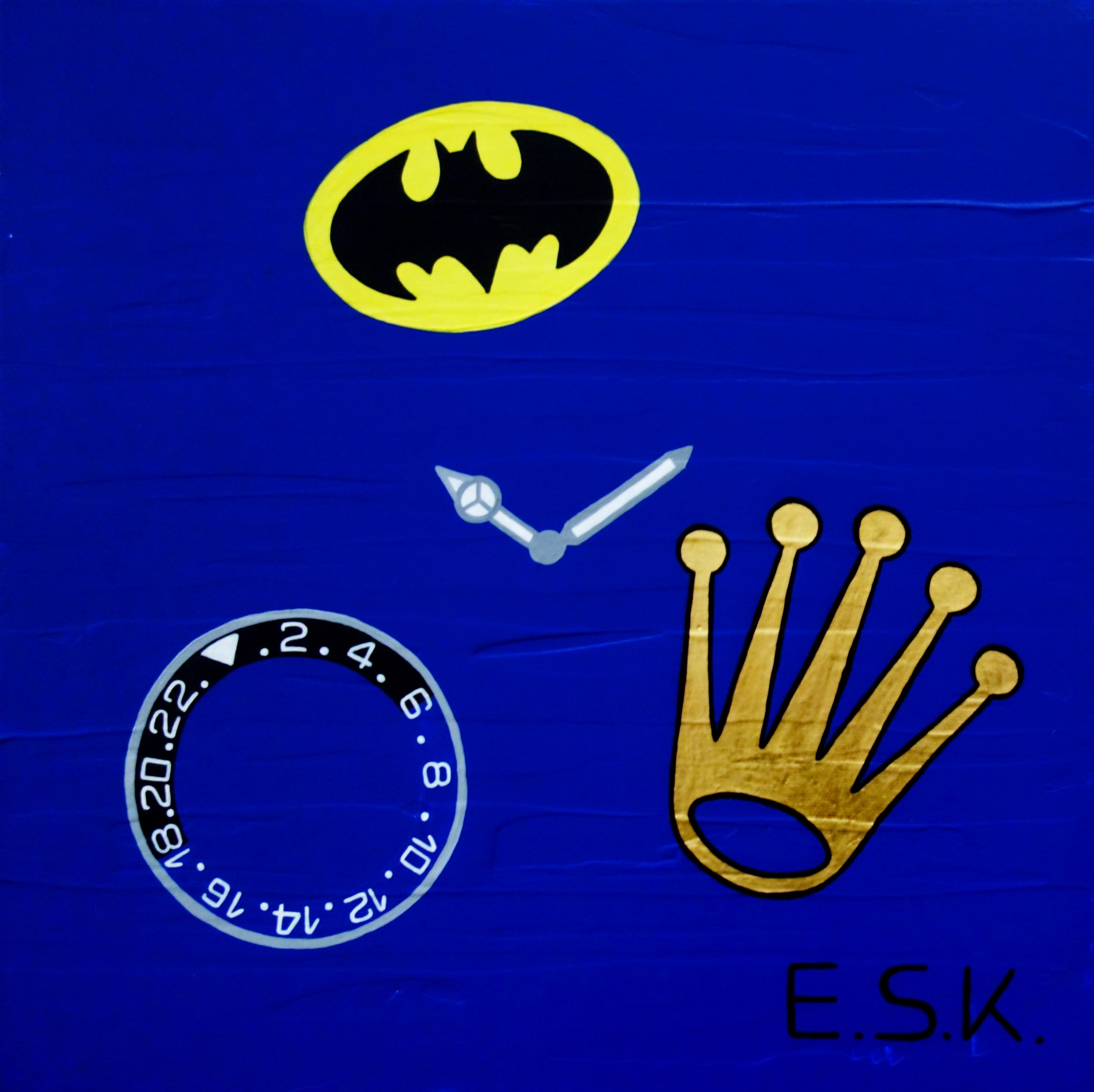 Eileen Susanne Kreipl - Rolex Batman