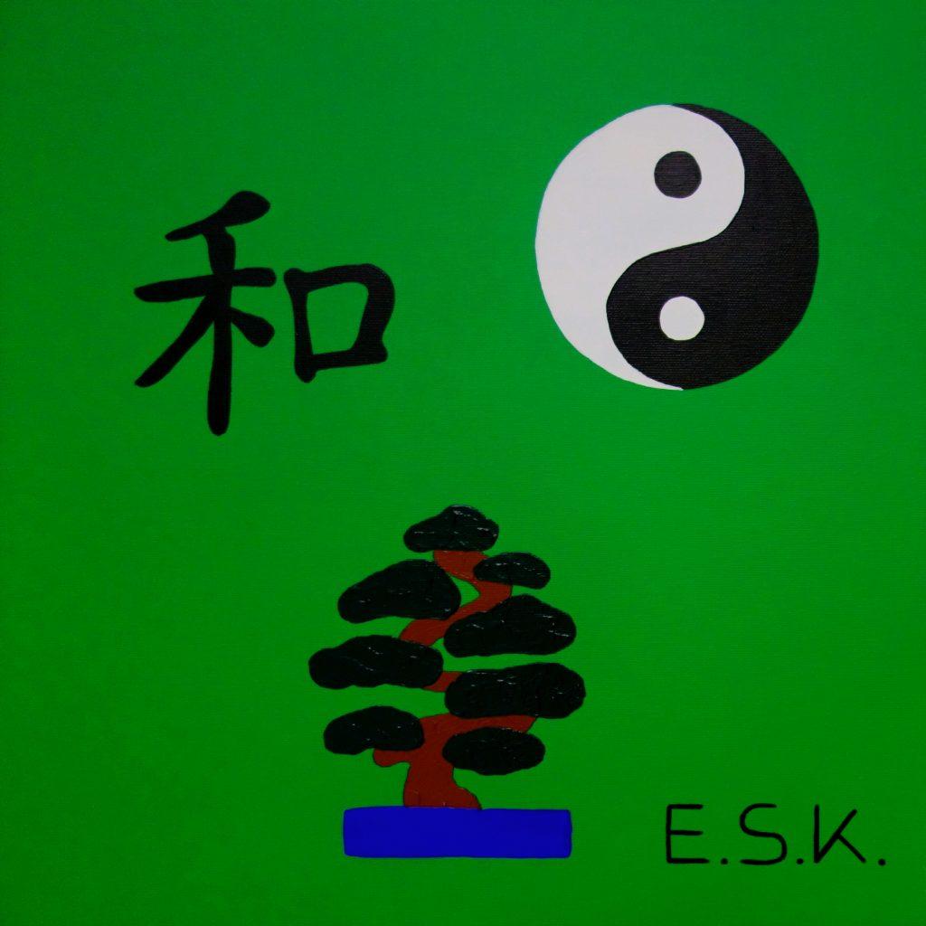 Harmonie - Balance - 和